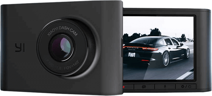 YI Nightscape Dash Camera